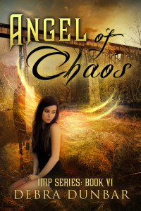 Angel of Chaos cover small