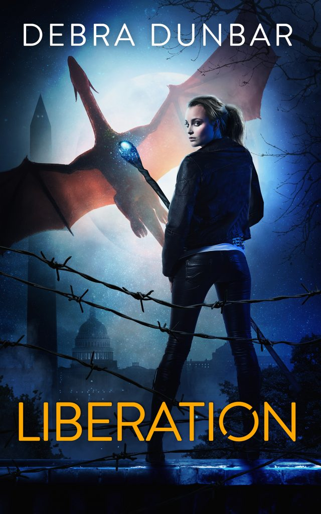 Book Cover: Liberation