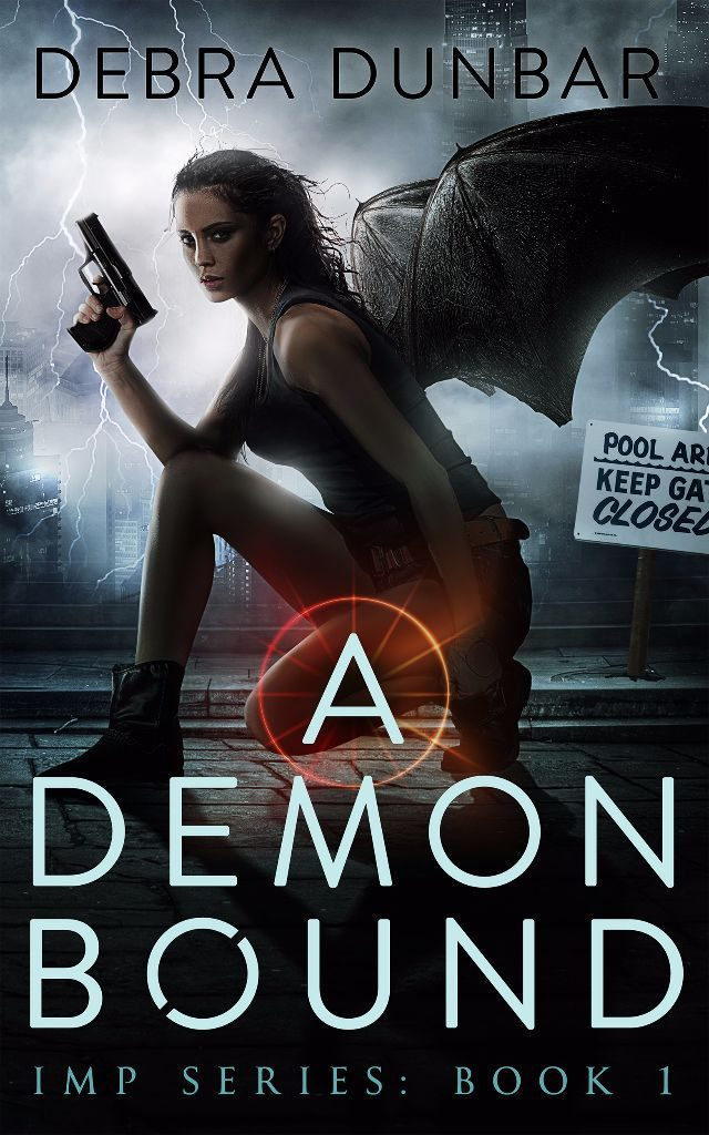 Book Cover: A Demon Bound