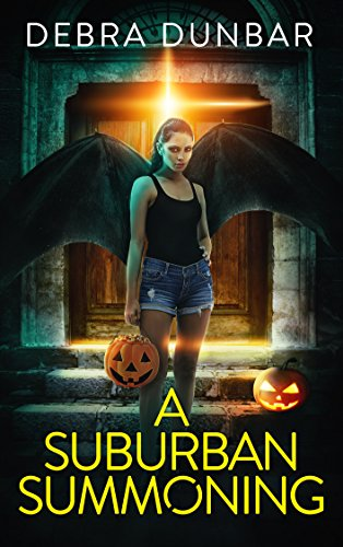 Book Cover: A Suburban Summoning