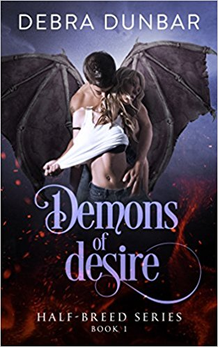 Book Cover: Demons of Desire
