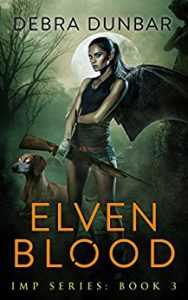 Book Cover: Elven Blood