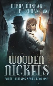 Book Cover: Wooden Nickels