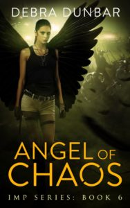 Book Cover: Angel of Chaos
