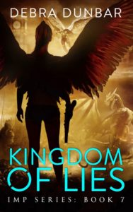 Book Cover: Kingdom of Lies