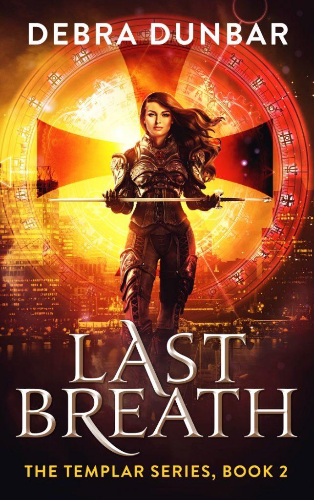 Book Cover: Last Breath