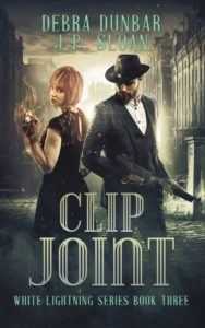 Book Cover: Clip Joint