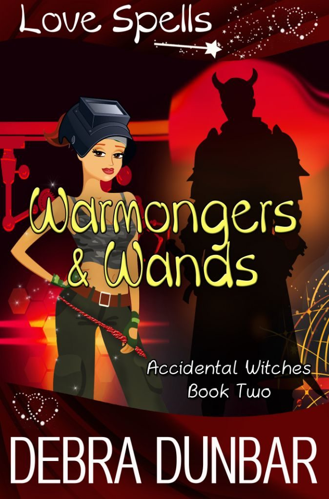 Book Cover: Warmongers and Wands