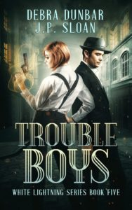 Book Cover: Trouble Boys