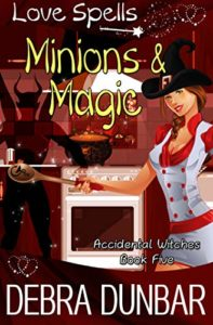 Book Cover: Minions and Magic